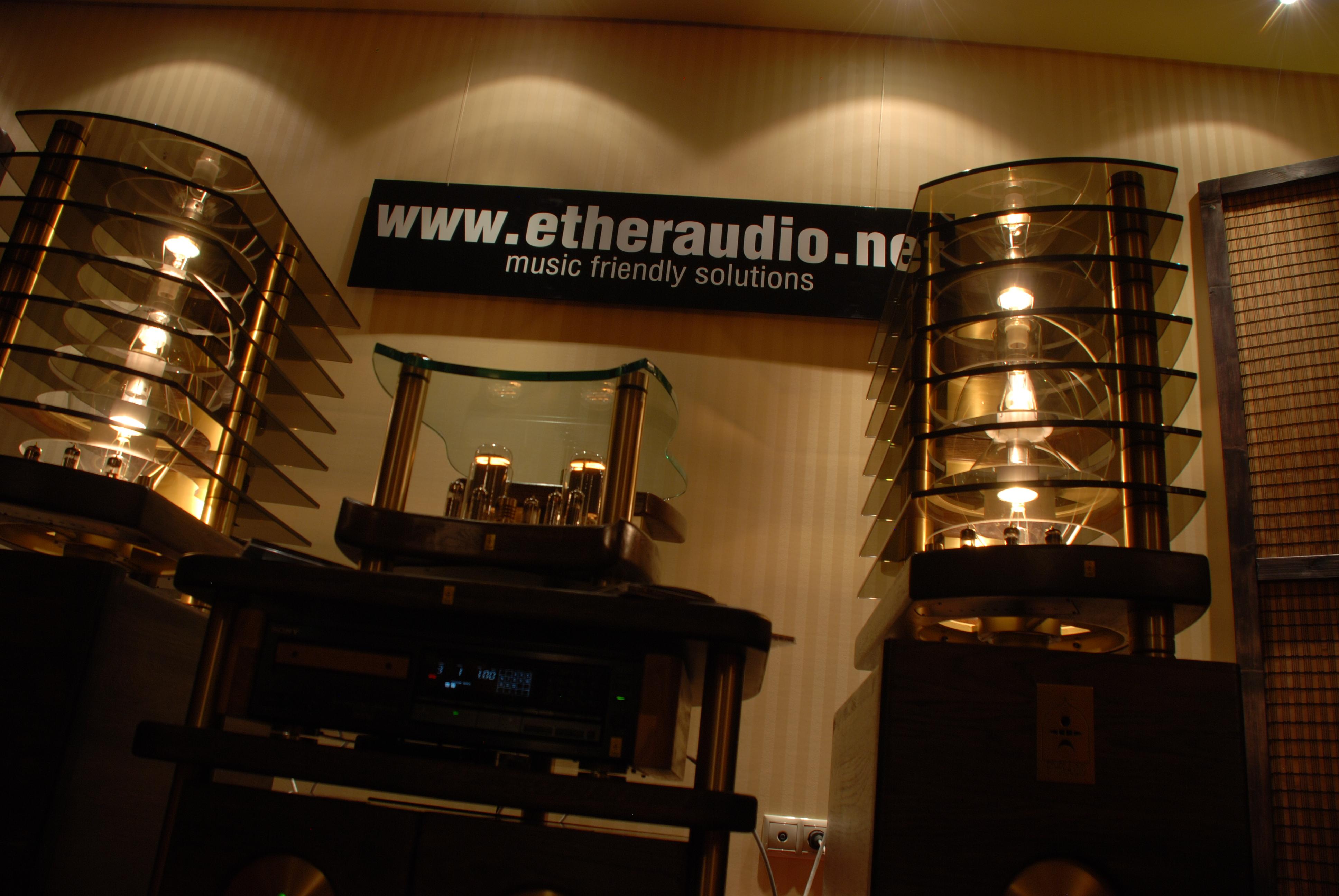 Etheraudio @ Hi-Fi Expo Sofia 2014