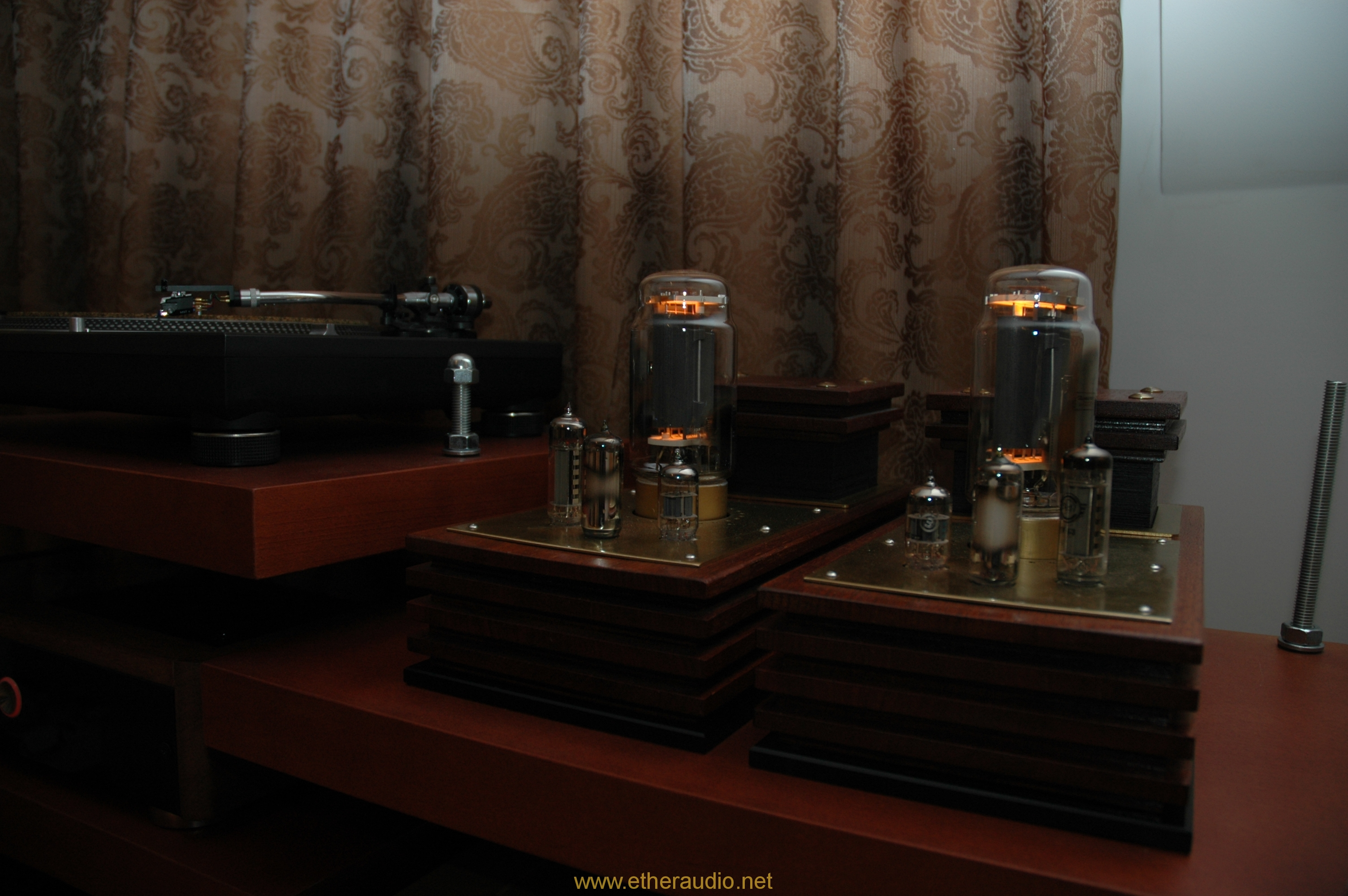 Etheraudio SE GM70 Vacuum Tube Amplifier